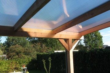 Basic veranda 406cm breed