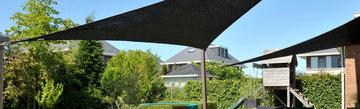 Coolfit Schaduwdoeken driehoek 360x360